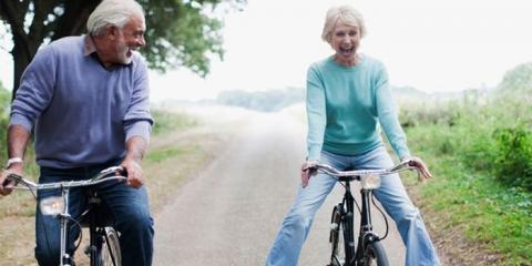Las bicicletas son para... los mayores